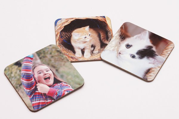 coasters phot gift